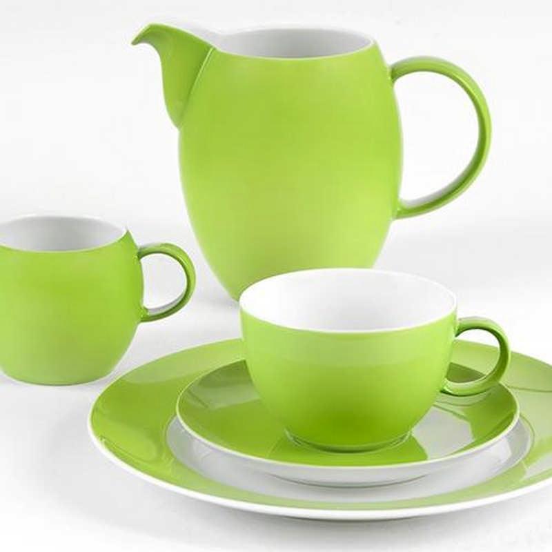 Thomas Sunny Day Apple Green Porcelain