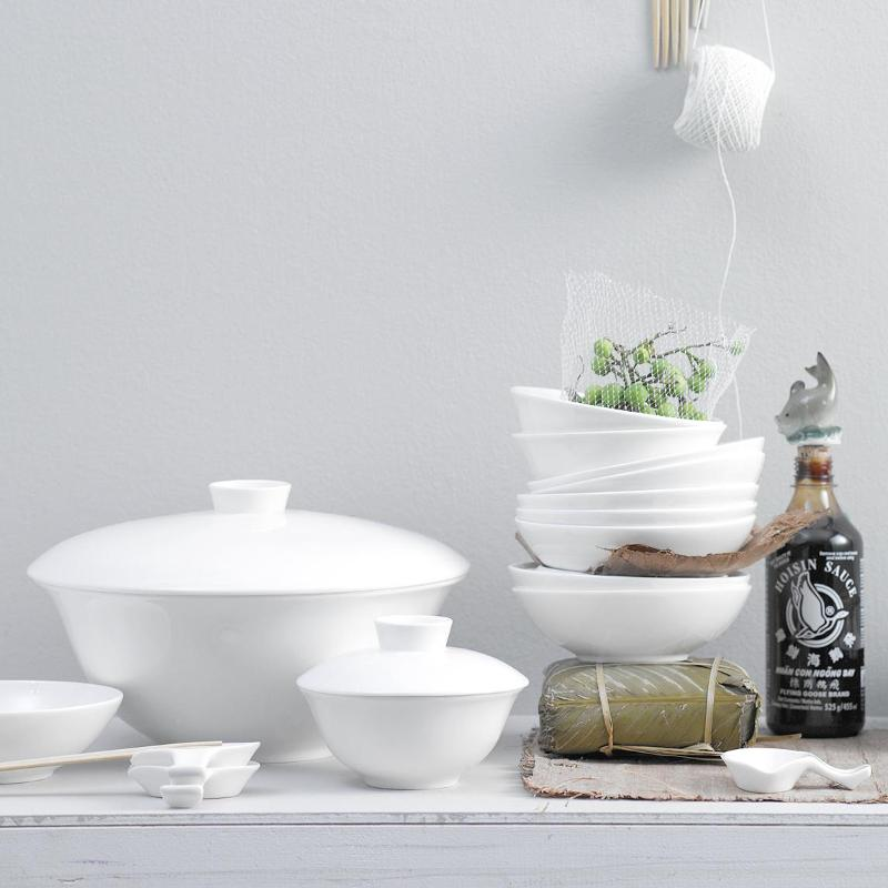 Rosenthal Tradition Jade White