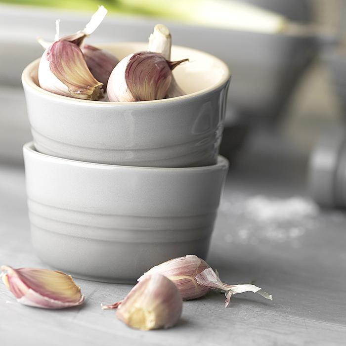 Le Creuset Pottery Pearl Grey