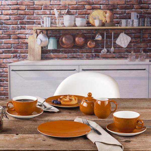 Coup Fine Dining - Country Life Terracotta от Seltmann Weiden