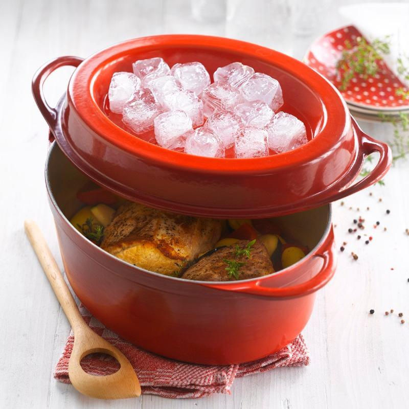 Le Creuset French Oven Doufeu