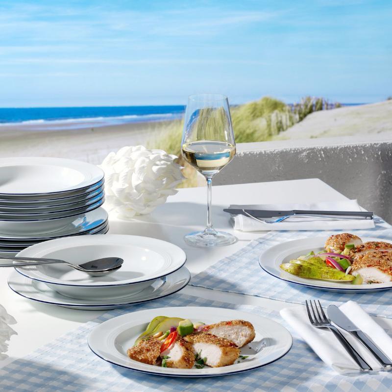Geschirr Besteck & Glas für den Sommer