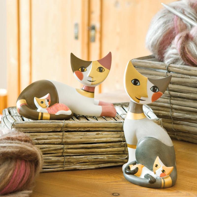 Кошки от Goebel. Rosina Wachtmeister