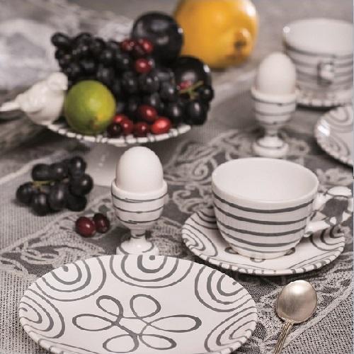 Dizzy Grey от Gmundner Keramik