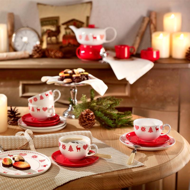 Friesland Happymix Weihnachten