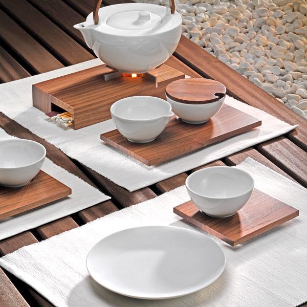 Чайный сервиз Chai white от Friesland