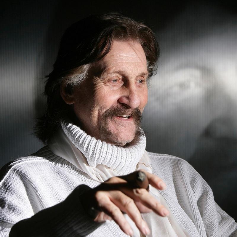 Luigi Colani Porzellan Ab ovo Black & White