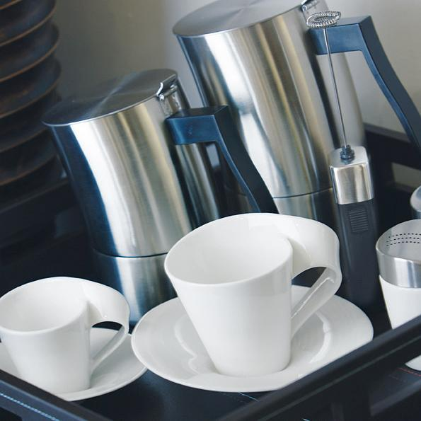 Villeroy & Boch New Wave Caffe white