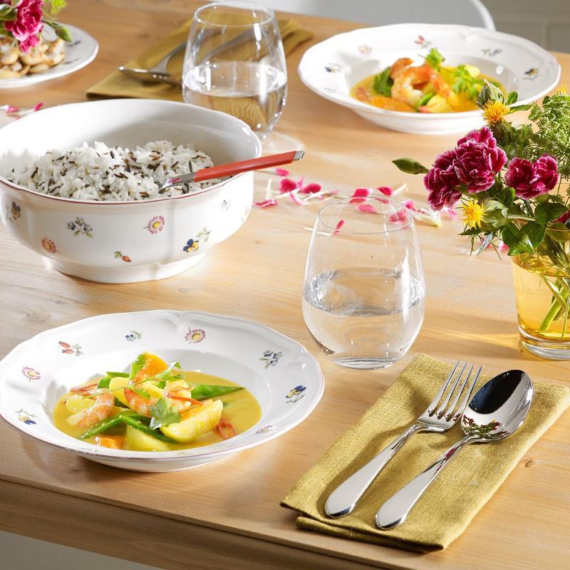 villeroy boch petite fleur porcelain. Black Bedroom Furniture Sets. Home Design Ideas