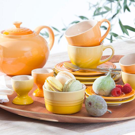 Le Creuset Pottery baking dishes