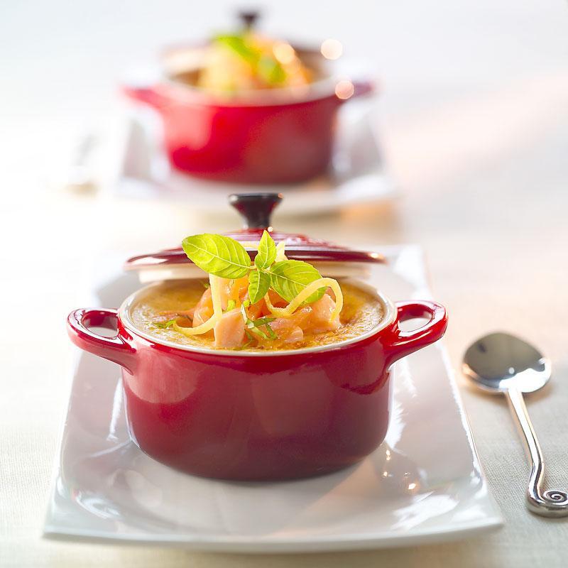 Керамическая посуда мини от Le Creuset