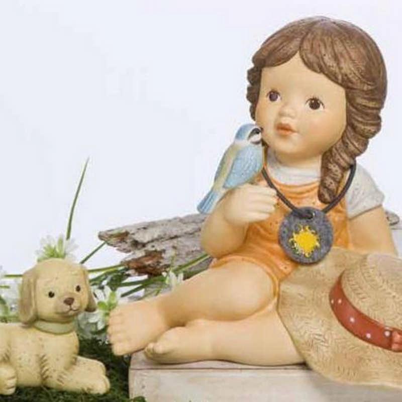 Goebel Nina & Marco Seasonal Edition for Collectors