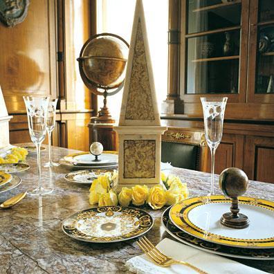 Ikarus Barocco' от Rosenthal Versace