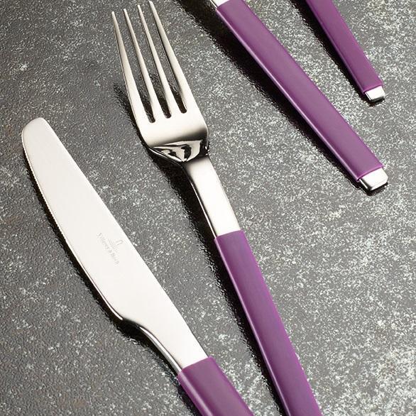 Villeroy & Boch S+ Purple Cutlery