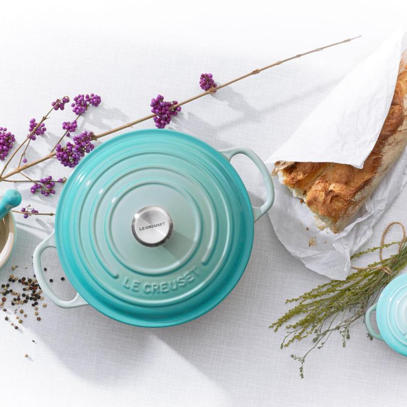 Le Creuset Pottery Cool Mint
