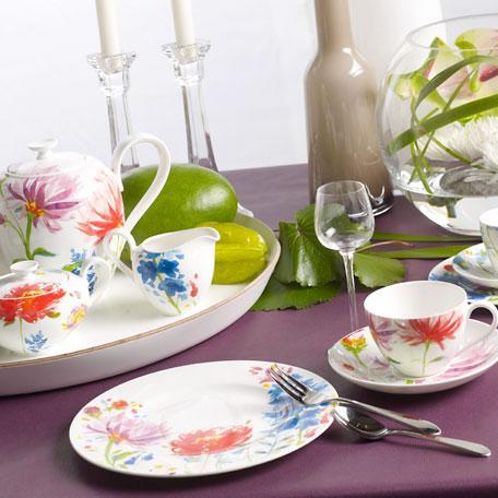 villeroy boch anmut flowers online kaufen. Black Bedroom Furniture Sets. Home Design Ideas