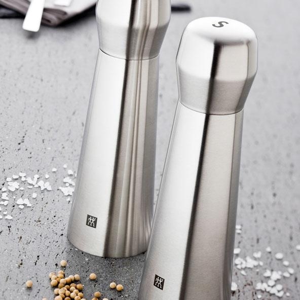 Zwilling Spices Salt & Pepper Mills