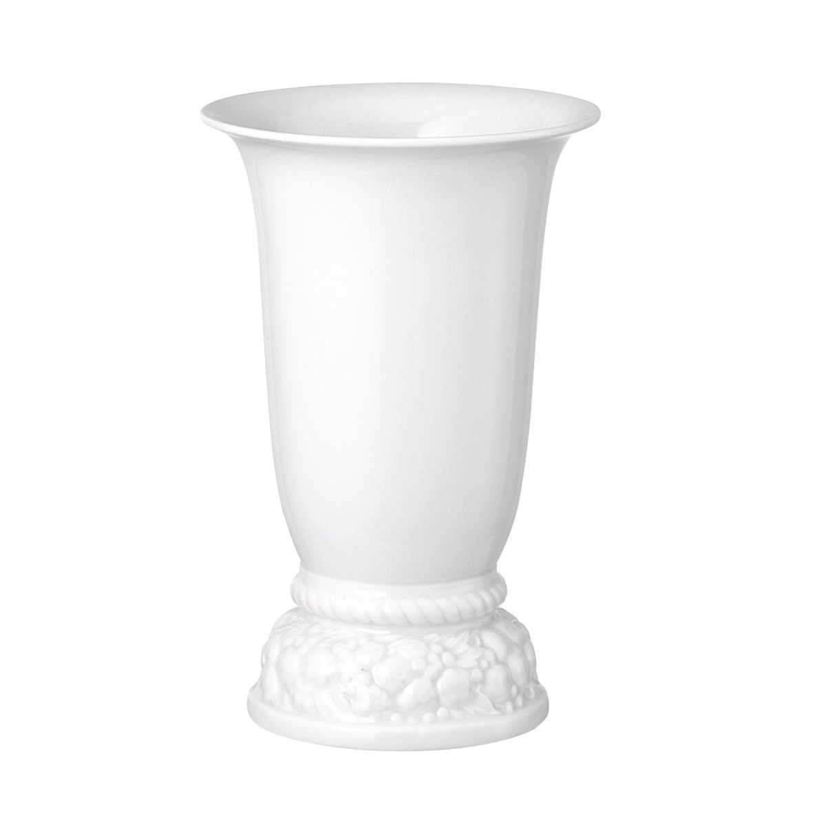 Rosenthal Maria weiß Vase 18 cm | Dekoration > Vasen > Tischvasen | Rosenthal