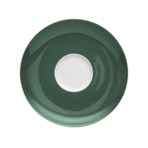 Thomas Sunny Day Herbal Green Kaffeeuntertasse Teeuntertasse Kombiuntertasse 14,5 cm