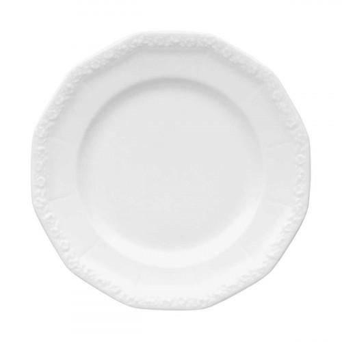 Rosenthal Maria weiß Frühstücksteller 19 cm