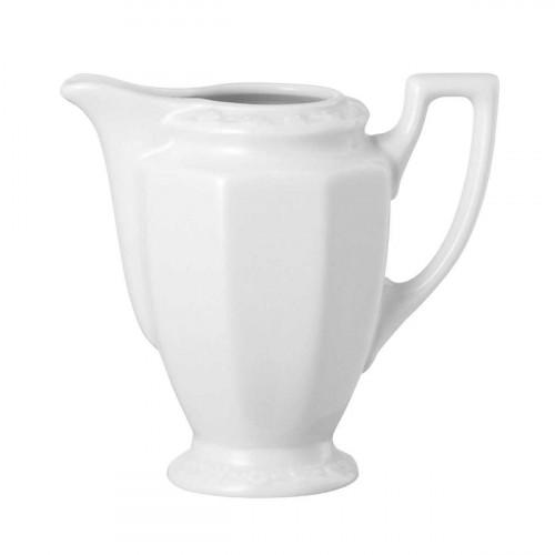 Rosenthal Maria weiß Milchkännchen 6 Personen 0,17 L