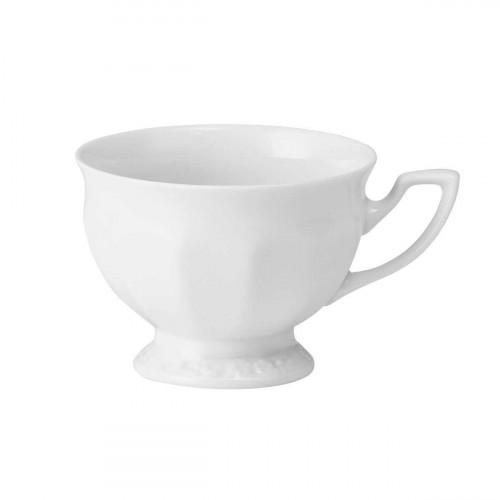 Rosenthal Maria weiß Kaffee Obertasse mittel 0,14 L