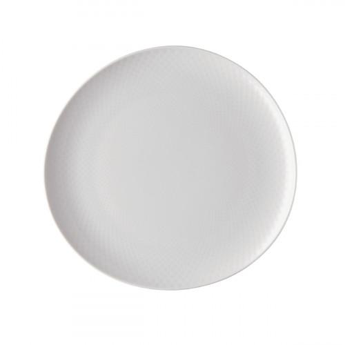 Rosenthal Selection Junto Weiß - Porzellan Speiseteller 27 cm