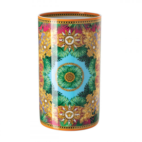 Rosenthal Versace Jungle Animalier Vase h: 30 cm