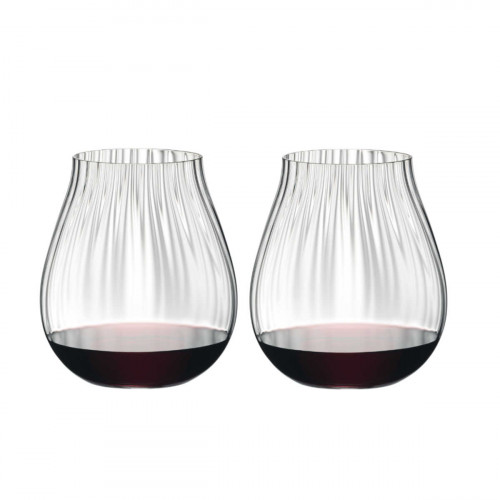 Riedel Gläser Tumbler Kollektion Optik O All Purpose Glas Set 2-tlg. h: 124 mm / 762 ml