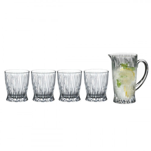 Riedel Gläser Tumbler Kollektion Fire & Ice Cold Drinks Glas Set 5-tlg.