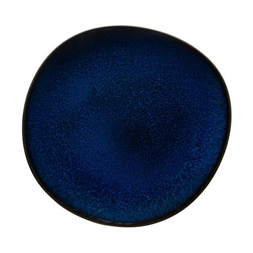 Villeroy & Boch Lave bleu Frühstücksteller 23,5x23x2,6 cm
