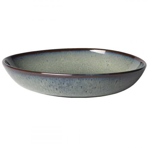 Villeroy & Boch Lave gris Schale flach klein 22x21x4,2 cm