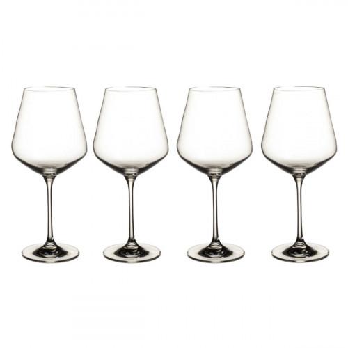 Villeroy & Boch La Divina Rotweinkelch Glas Set 4-tlg. 470 ml / H: 23,5 cm