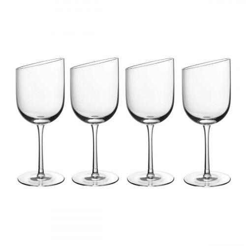 Villeroy & Boch NewMoon Rotweinkelch Glas Set 4-tlg. 300 ml