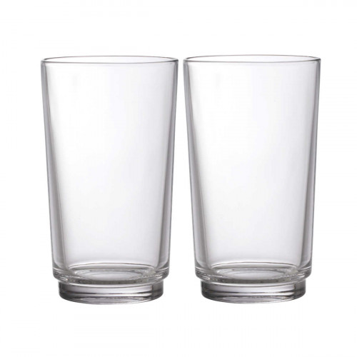 Villeroy & Boch it's my match Longdrinkbecher Glas Set 2-tlg. h: 14 cm / 0,41 L
