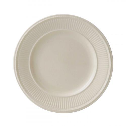 Wedgwood 'Edme Plain' Frühstücksteller 18 cm