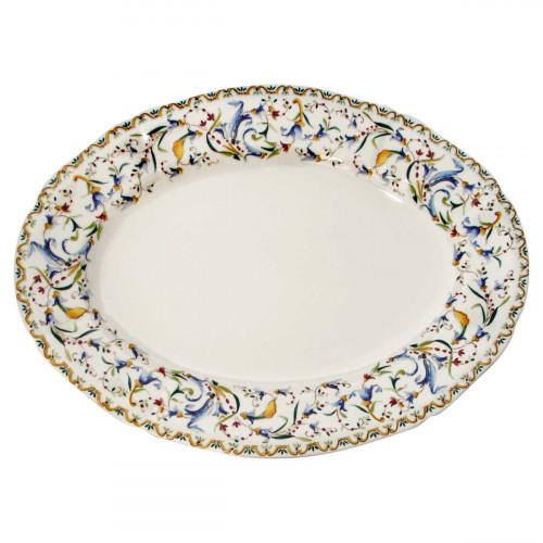 Gien 'Toscana' Platte oval 39,3 x 29 cm