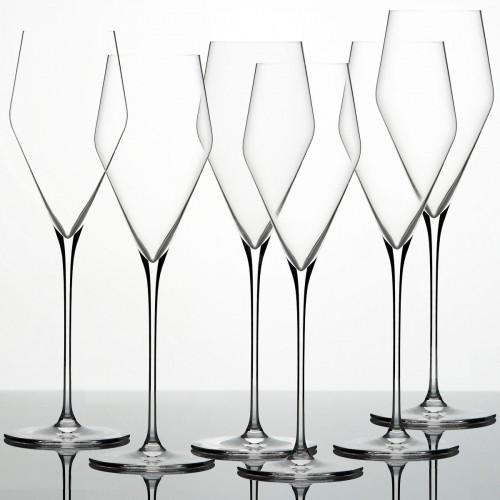 Zalto Gläser  'Zalto Denk'Art' Champagnerglas 6er Set 24 cm