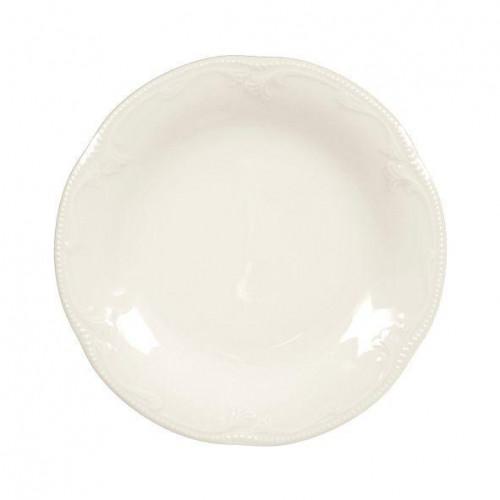 Seltmann Weiden Rubin Cream Brotteller Coup 17,5 cm