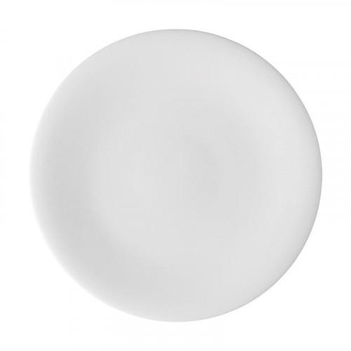Hutschenreuther Nora weiß Teller flach / Frühstücksteller 22 cm