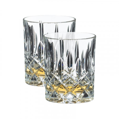 Riedel Gläser Tumbler Kollektion Spey Whisky Glas Set 2-tlg. 375 ccm / h: 148 mm