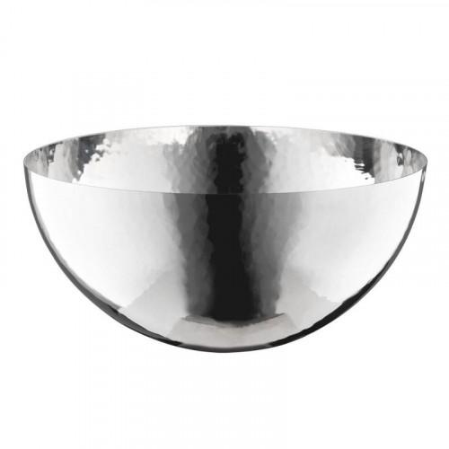 Robbe & Berking Besteck Martele Bar Collection - 90 gramm versilbert Schale glatter Rand 12 cm