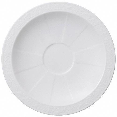 Villeroy & Boch White Pearl Kaffee-/Teeuntertasse 16 cm