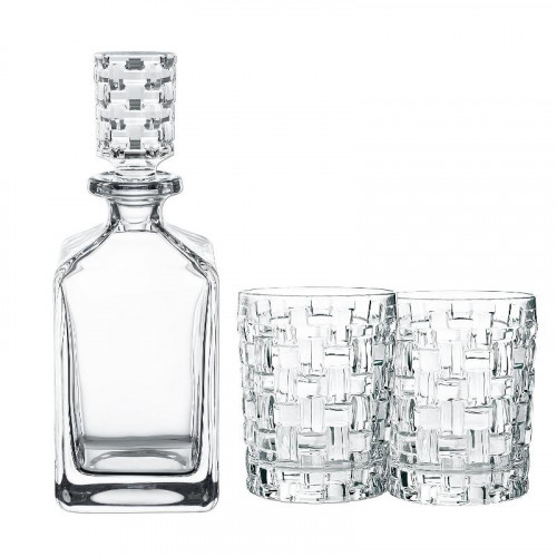 Nachtmann Bossa Nova Whisky Glas Set 3-tlg.