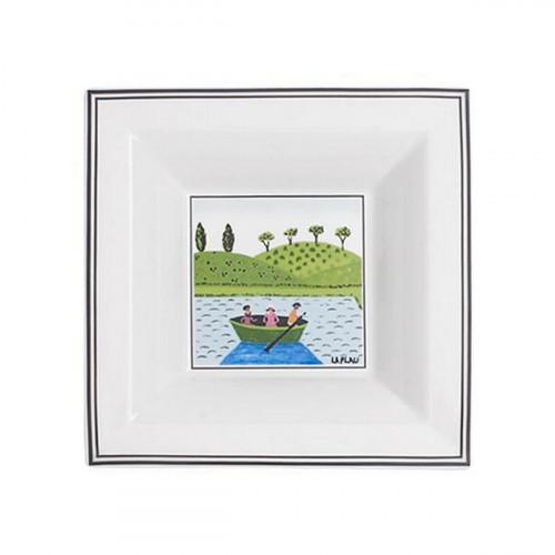 Villeroy & Boch Design Naif Gifts Schale quadratisch 14x14 cm