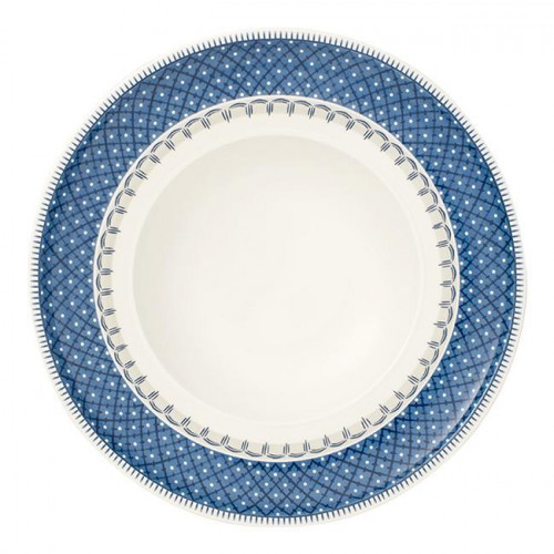 Villeroy & Boch Casale Blu Suppenteller 25 cm