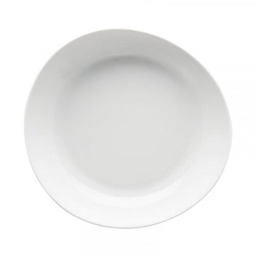 Rosenthal Selection Junto Weiß - Porzellan Teller tief 22 cm