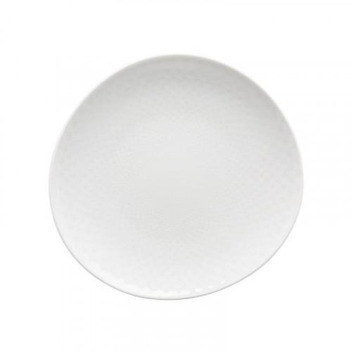 Rosenthal Selection Junto Weiß - Porzellan Teller flach 16 cm