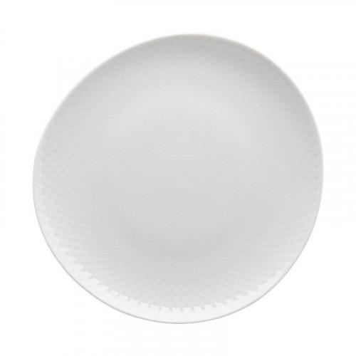 Rosenthal Selection Junto Weiß - Porzellan Teller flach 22 cm