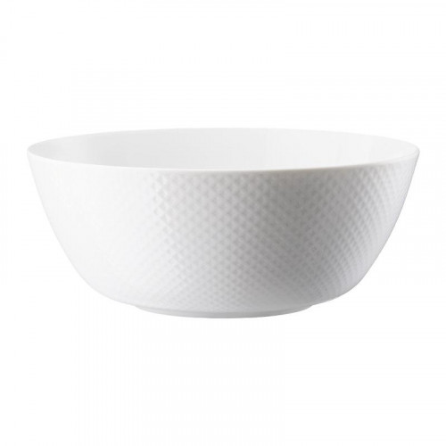 Rosenthal Selection Junto Weiß - Porzellan Schüssel 26 cm / 3,30 L